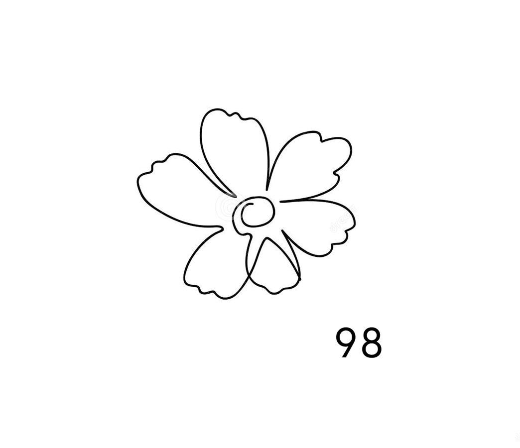 Grāmata ar ziediņu